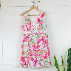Lilly Pulitzer Shift Dress size 12 NWOT